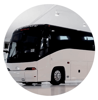 withe motor coach
